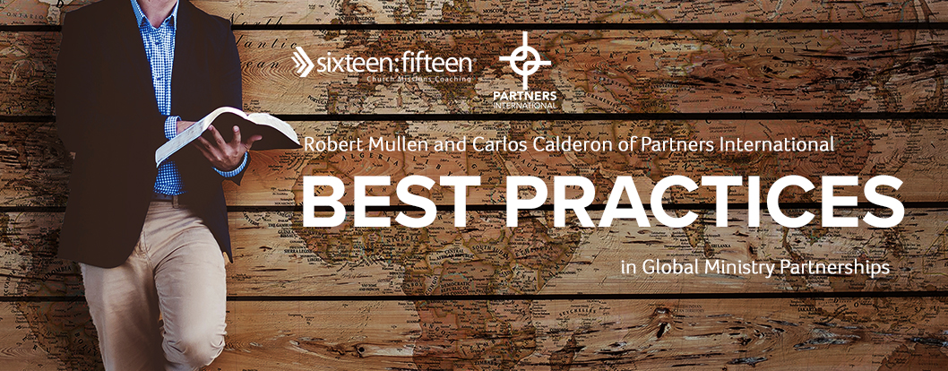 Best Practices in Global Ministry Partnerships