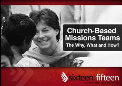 Church Based Mission Teams