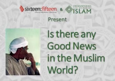 Is There Any Good News In The Muslim World