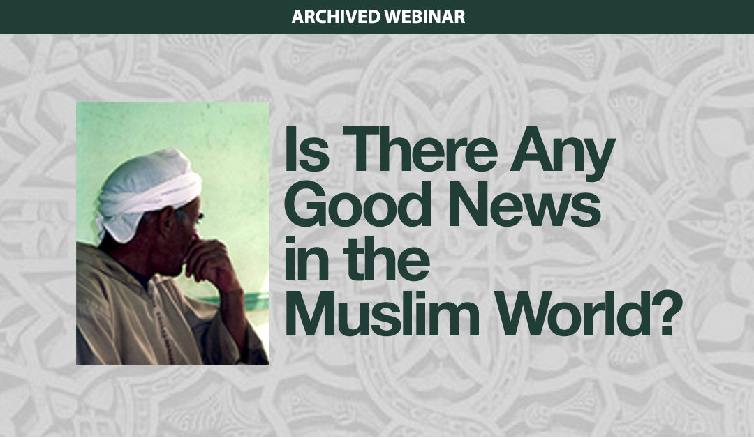 Is There Any Good News In The Muslim World?