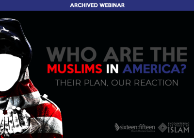 Who are the Muslims in America?