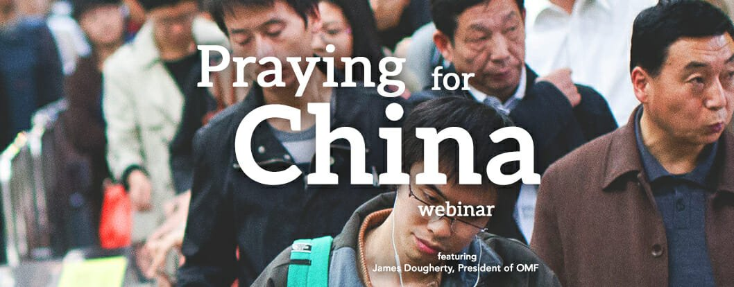 Webinar | Praying for China