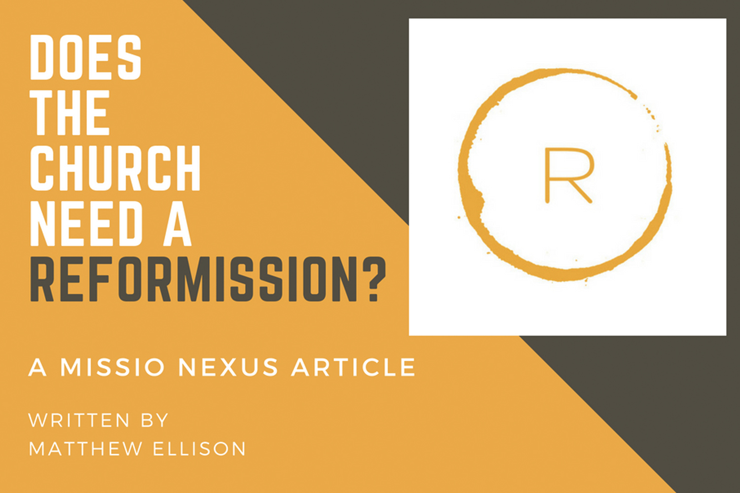 MISSIO NEXUS Highlights BLOG Post