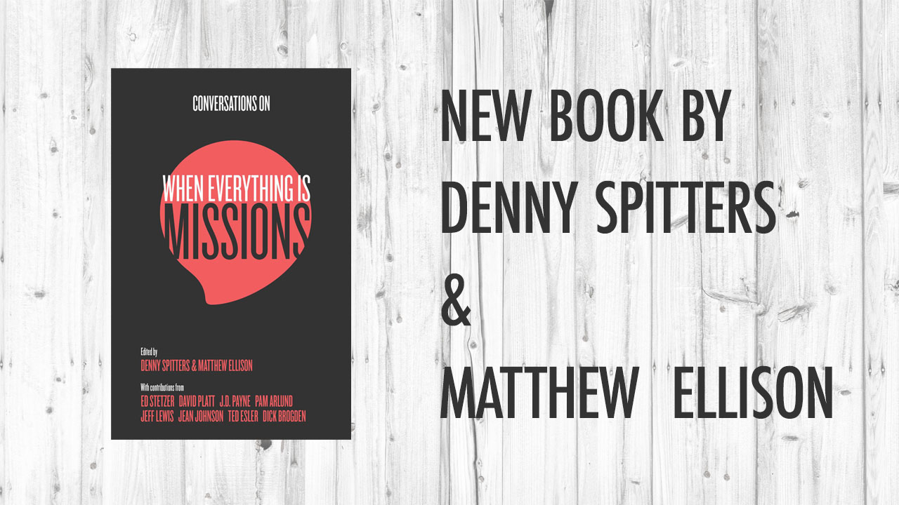 Conversations on When Everything is Missions: Virtual Book Launch 2020